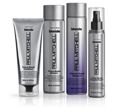 Paul Mitchell - forever blonde